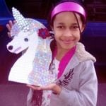Whirligig Toys I Made This Mosaic Unicorn