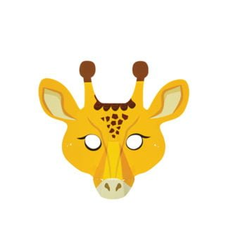 Whirligig Toys - Jungle Masks 3