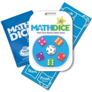 Whirligig Toys - Maths Dice Junior 2