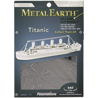 Whirligig Toys - Metal Earth Titanic