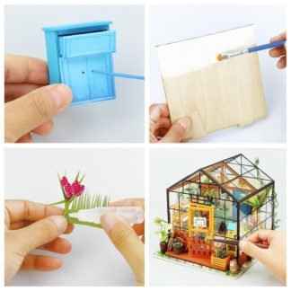 Whirligig Toys - Miniature Greenhouse 2