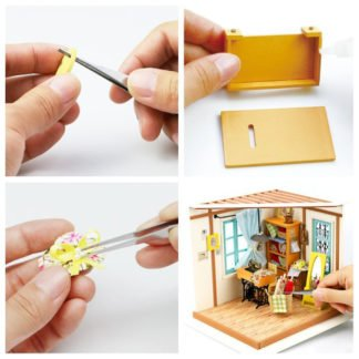 Whirligig Toys - Miniature Sewing Room 2