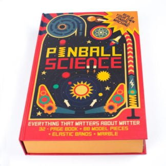 Whirligig Toys - Pinball Science 1