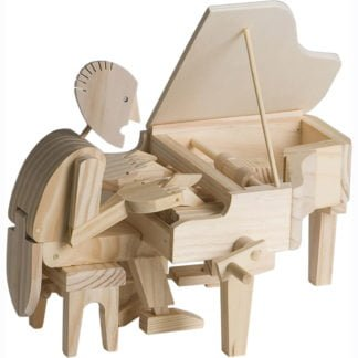 Whirligig Toys - Timberkits Pianist 1
