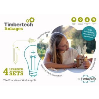 Whirligig Toys - Timbertech Linkages Kit 1