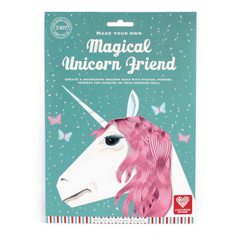 Whirligig Toys - Unicorn Head 1
