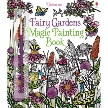 Whirligig Toys - Magic Painting Fairy Gardens 1