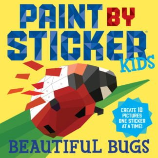 Whirligig Toys - Paint By Sticker Bugs 1