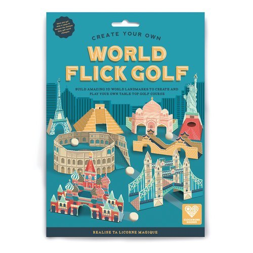 Whirligig Toys World Flick Golf