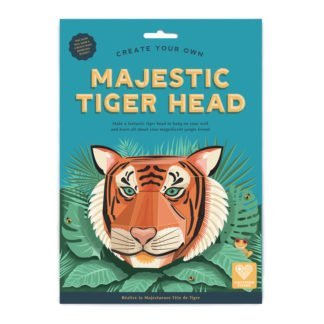 Whirligig Toys - Tiger Head