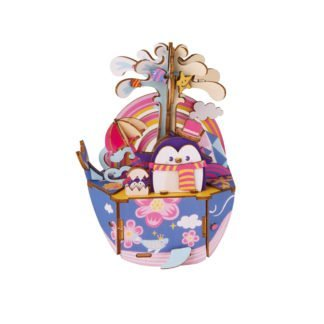 Whirligig Toys - Music Box Penguin