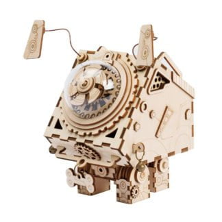 Whirligig Toys - Music Box Seymour The Dog