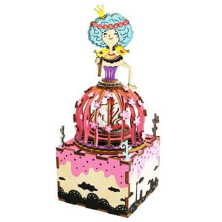 Whirligig Toys - Music Box Princess