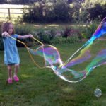 Whirligig Toys I Made This Massive Bubble