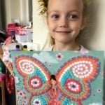 Whirligig Toys I Made This Mosaic Butterfly