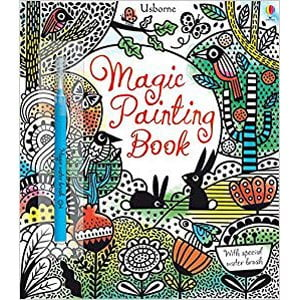 Whirligig Toys - Magic Painting Book