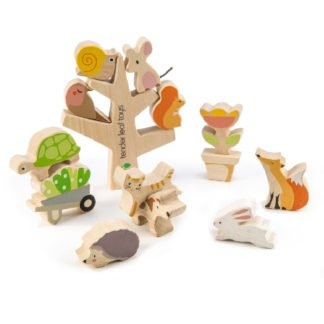 Whirligig Toys - Garden Friends Stacker 2