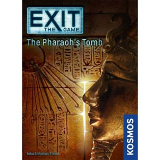Whirligig Toys - Pharaoh's Tomb Exit Game