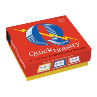 Whirligig Toys - Quicktionary 1