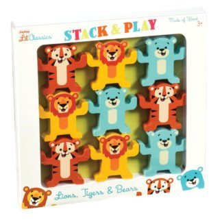 Whirligig Toys - Stacking Animals 1