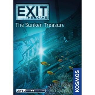 Whirligig Toys - Sunken Treasure Exit Game