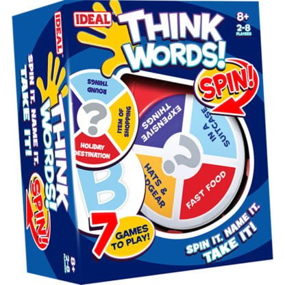 Whirligig Toys - Think Words Spin 1