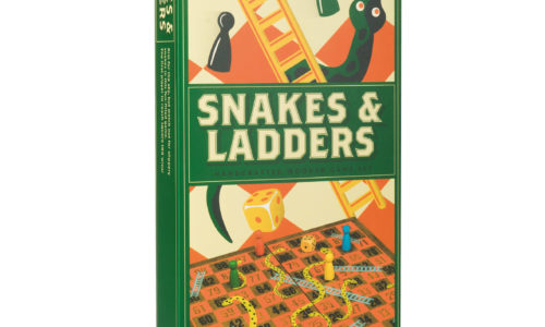 Whirligig Toys - Snakes and Ladders