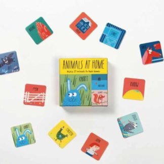 Whirligig Toys - Animals At Home