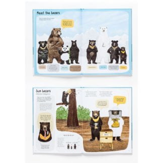 Whirligig Toys - Book Of Bears2