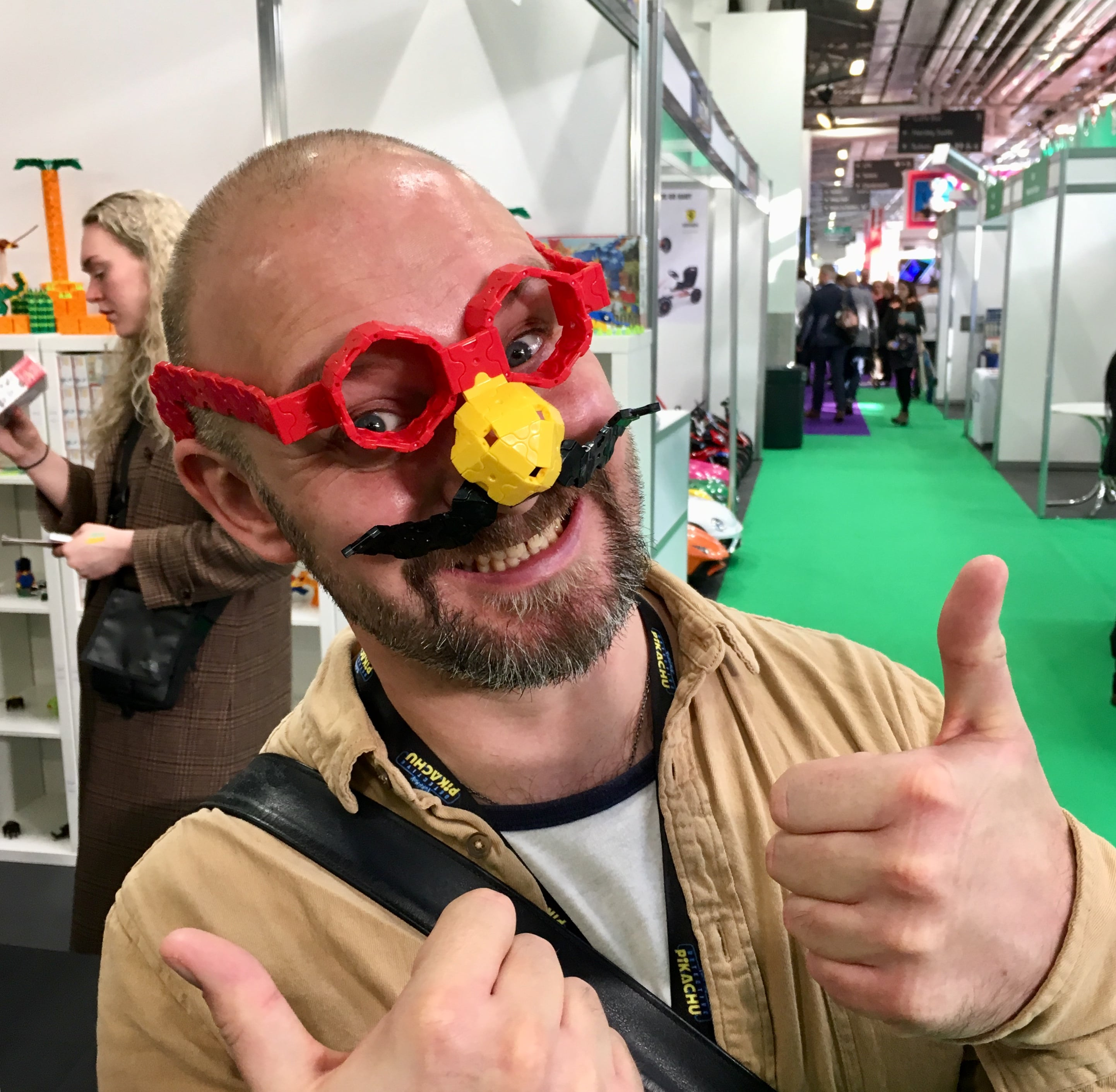 Whirligig Toys - London Toy Fair