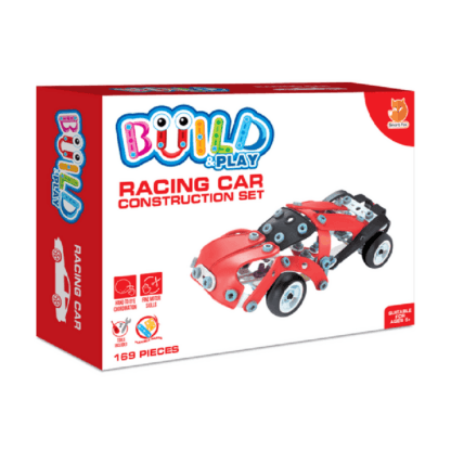 Whirligig Toys - Build & Play Racing Car 1