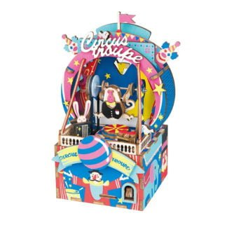 Whirligig Toys - Music Box Amusement Park 2