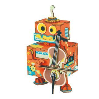Whirligig Toys - Music Box Litter Performer 2