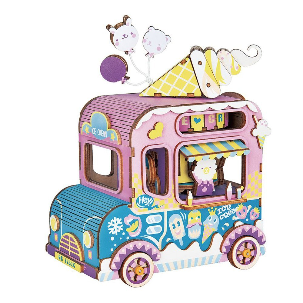 Whirligig Toys - Music Box Moving Flavour 1