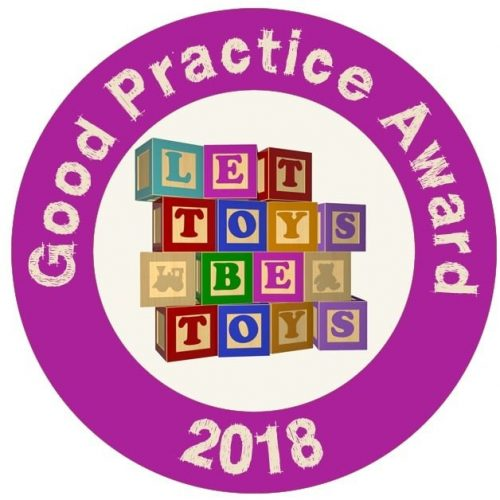 Whirligig Toys - Let Toys Be Toys Award 2018