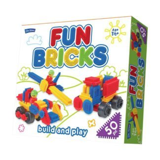 Whirligig Toys - Fun Bricks 50 1