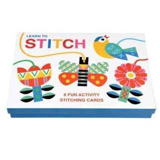 Whirligig Toys - Learn To Stitch 1