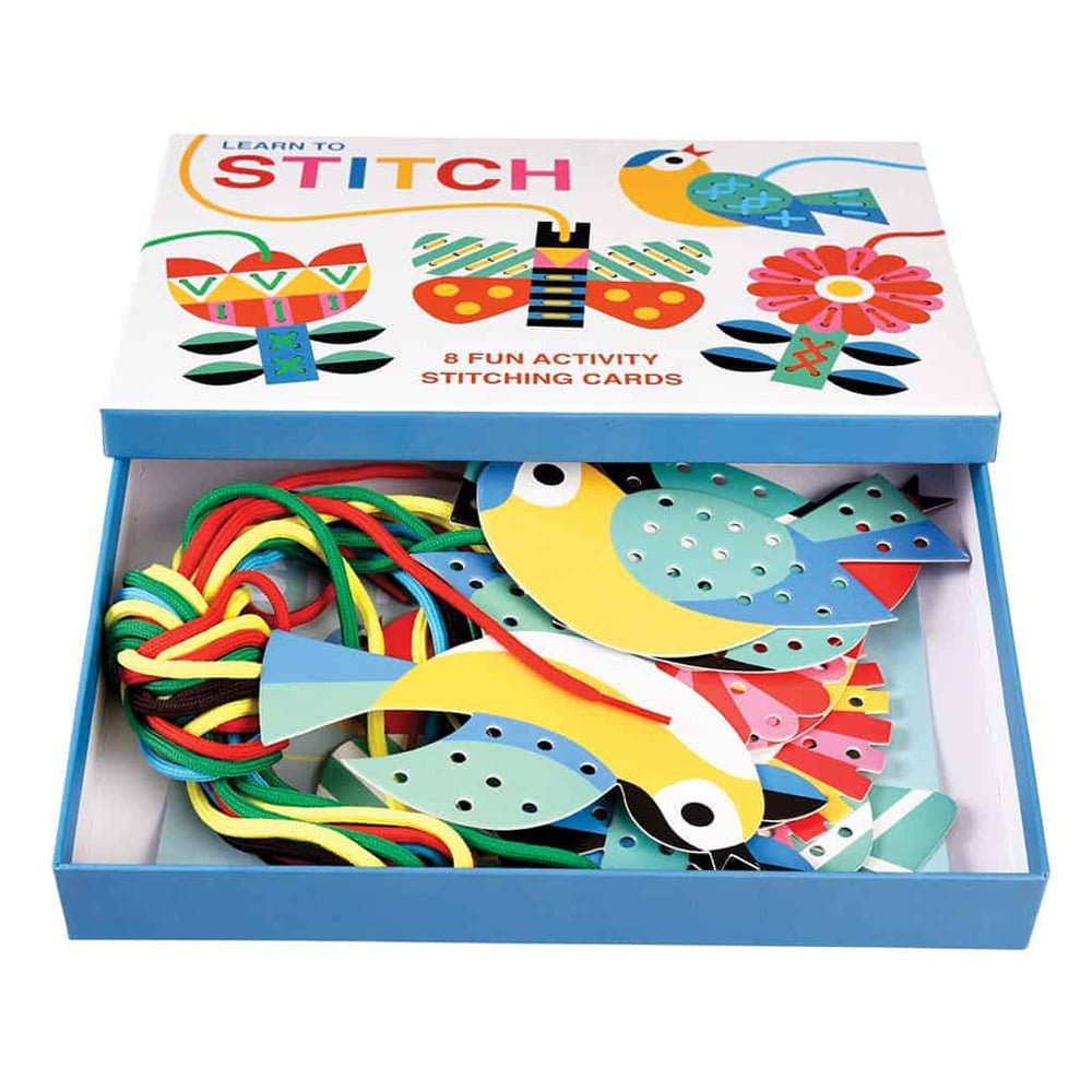 Whirligig Toys - Learn To Stitch 2
