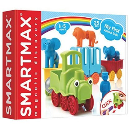 Whirligig Toys - Smartmax My First Animal Train 1