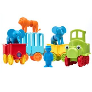 Whirligig Toys - Smartmax My First Animal Train 2