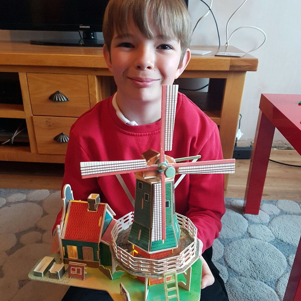 Whirligig Toys - I Made This windmill