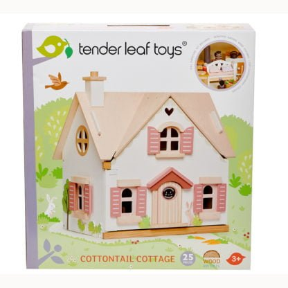 Whirligig Toys - Cottontail Cottage Dollshouse1