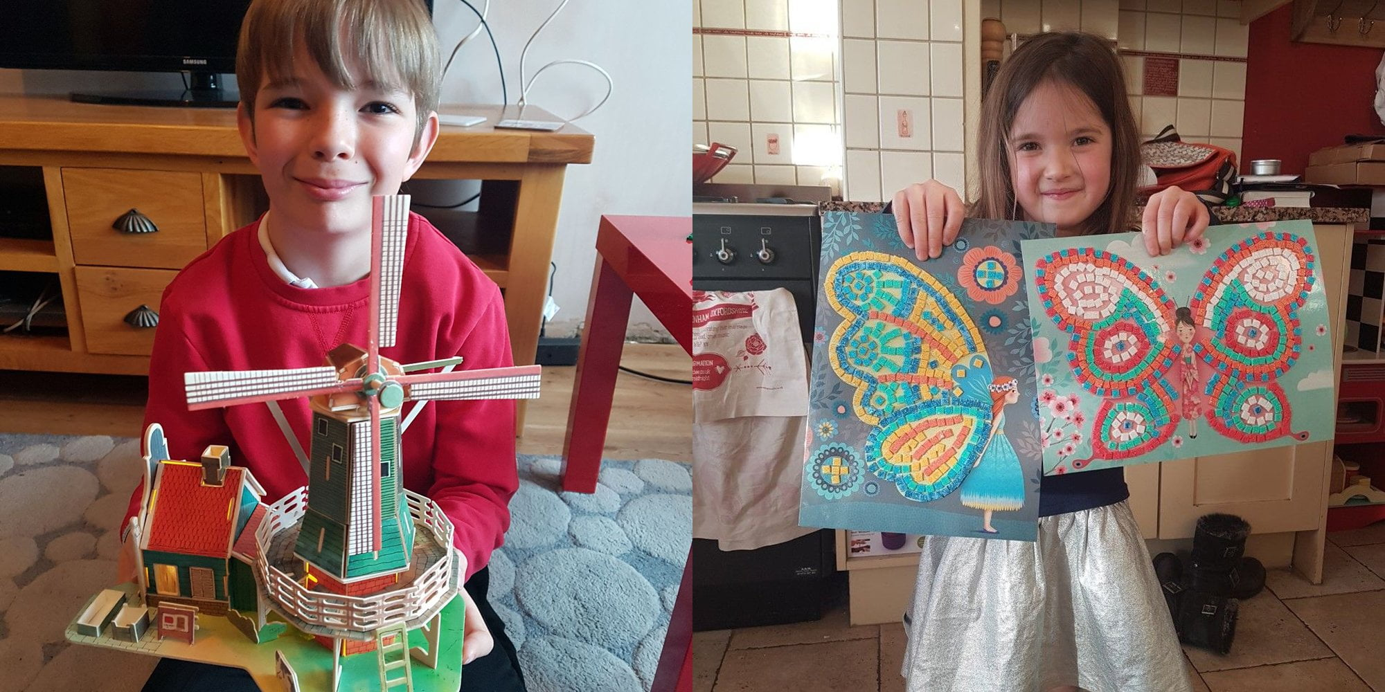 Whirligig Toys - I Made This Pairs 2019 March B