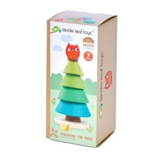 Whirligig Toys - Stacking Fir Tree1