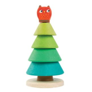 Whirligig Toys - Stacking Fir Tree2