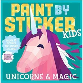 Whirligig Toys - Paint By Sticker Unicorns 2