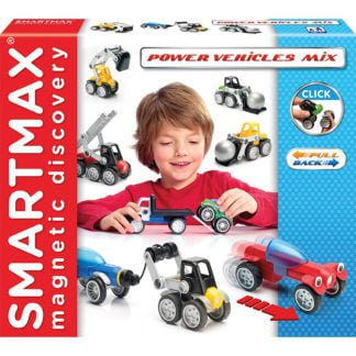 Whirligig Toys - Smartmax Vehicles1