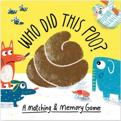 Whirligig Toys - Who Did This Poo1
