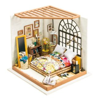 Whirligig Toys - Alice Bedroom DIY House2