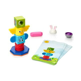 Whirligig Toys - First Totem Pole2
